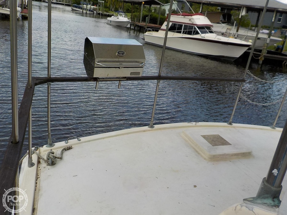 1968 Avenger boat for sale, model of the boat is 39 & Image # 11 of 40