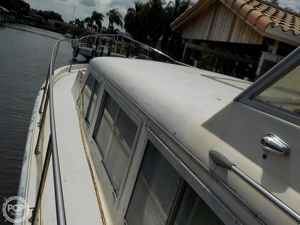 1968 Avenger boat for sale, model of the boat is 39 & Image # 32 of 40