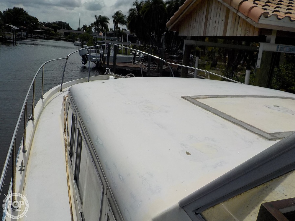1968 Avenger boat for sale, model of the boat is 39 & Image # 33 of 40