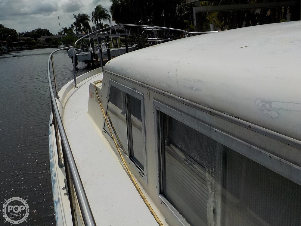 1968 Avenger boat for sale, model of the boat is 39 & Image # 34 of 40