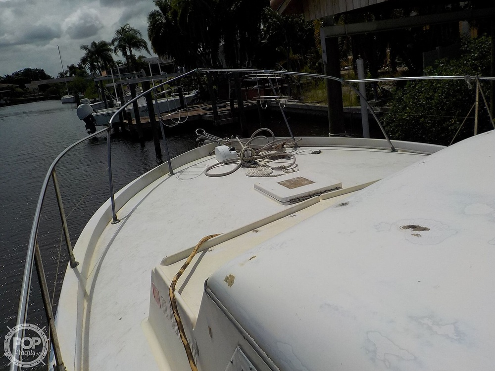 1968 Avenger boat for sale, model of the boat is 39 & Image # 35 of 40