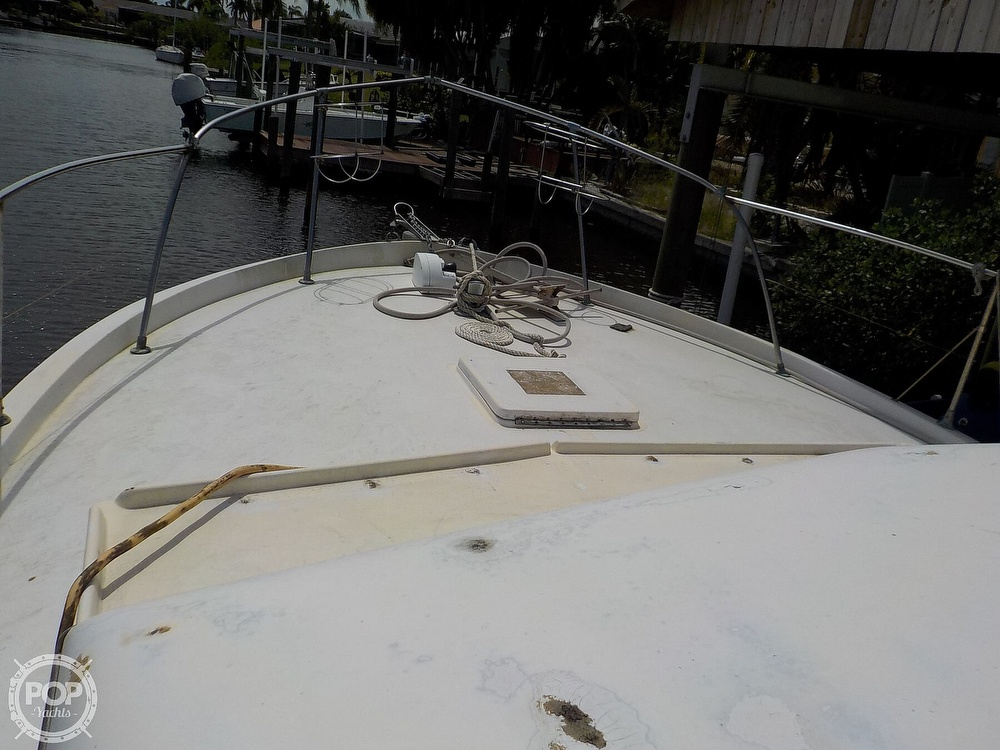1968 Avenger boat for sale, model of the boat is 39 & Image # 36 of 40