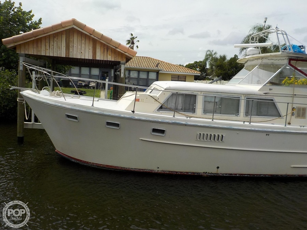 1968 Avenger boat for sale, model of the boat is 39 & Image # 2 of 40