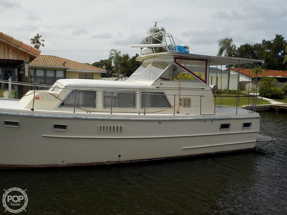 1968 Avenger boat for sale, model of the boat is 39 & Image # 3 of 40