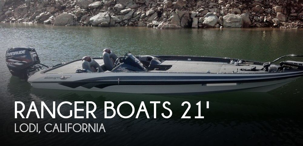 Used Boats For Sale in Merced, California by owner | 2012 Ranger Boats Z521 Comanche