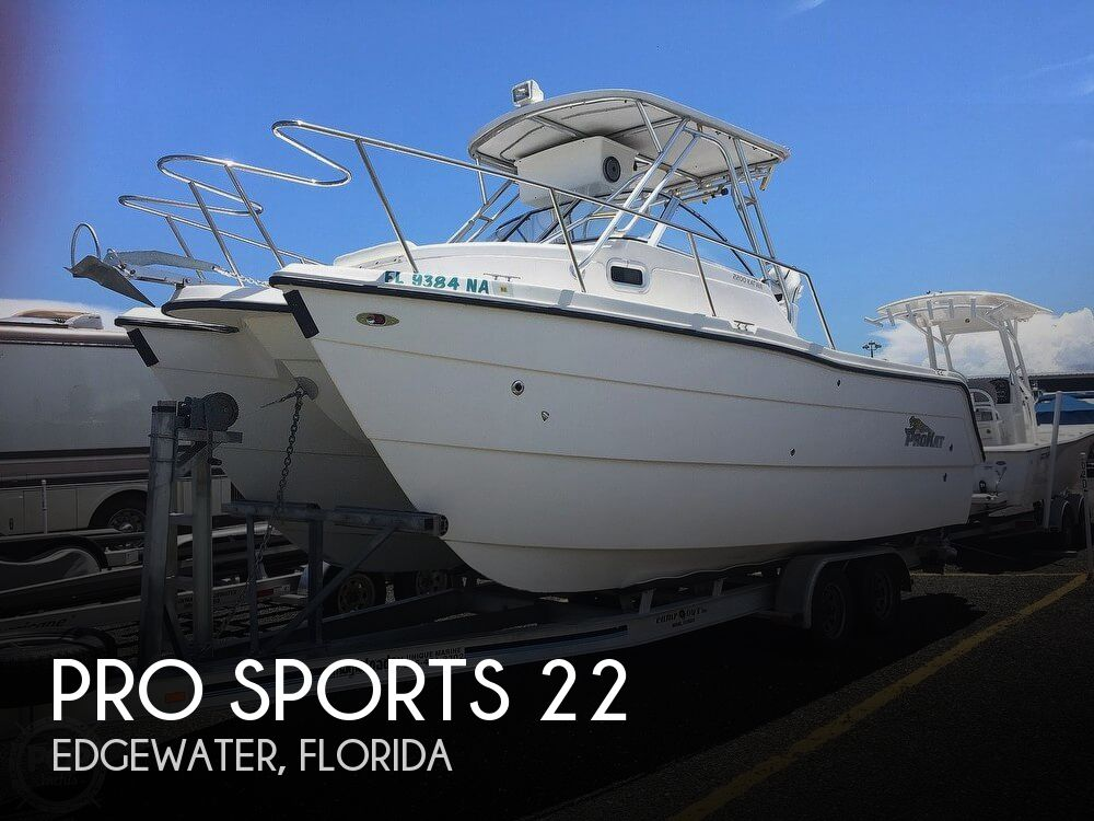 Used Pro Sports Boats For Sale by owner | 2006 Pro Sports 22