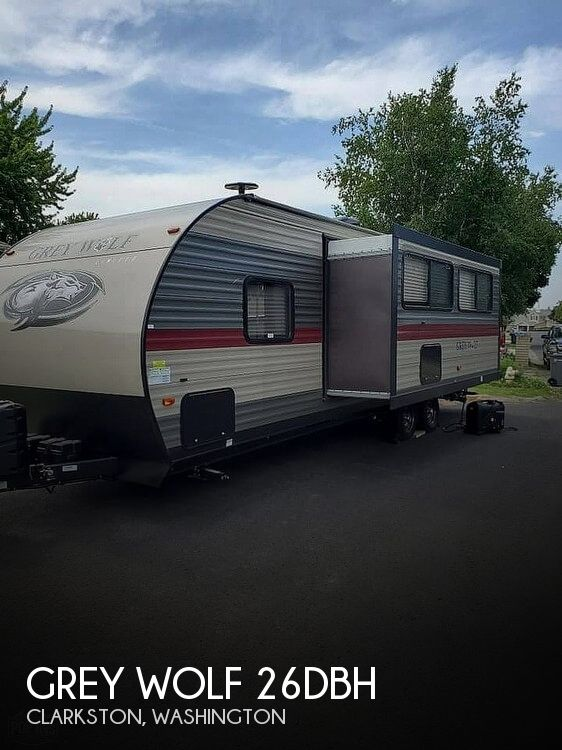 2019 Forest River Grey Wolf 26