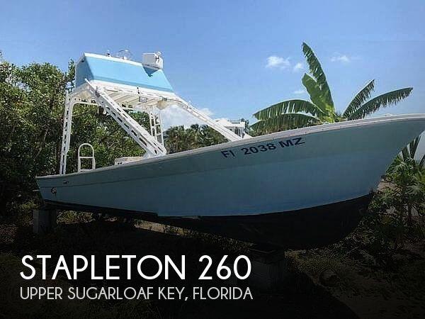 Used Stapleton Boats For Sale by owner | 1973 Stapleton 260