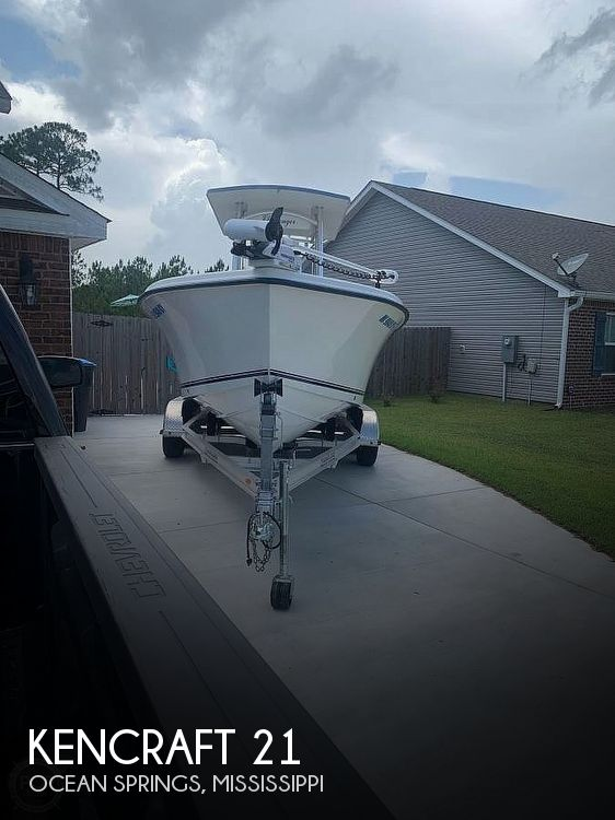 Used Kencraft Boats For Sale by owner | 2016 Kencraft 21