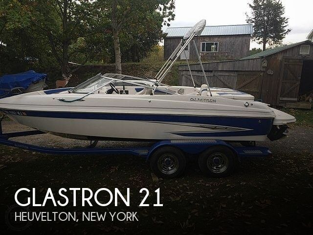 Used Glastron Boats For Sale in Syracuse, New York by owner | 2013 Glastron 21
