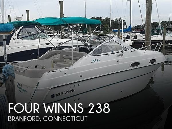 Used Four Winns 38 Boats For Sale by owner | 1997 Four Winns 238