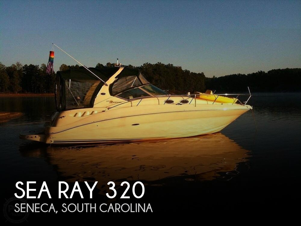 2003 Sea Ray boat for sale, model of the boat is 320 Sundancer & Image # 1 of 32
