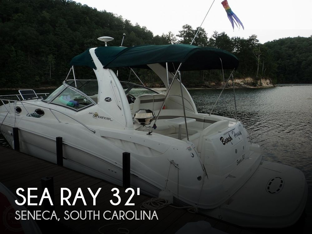 Used Sea Ray 32 Boats For Sale by owner | 2003 Sea Ray 320 Sundancer