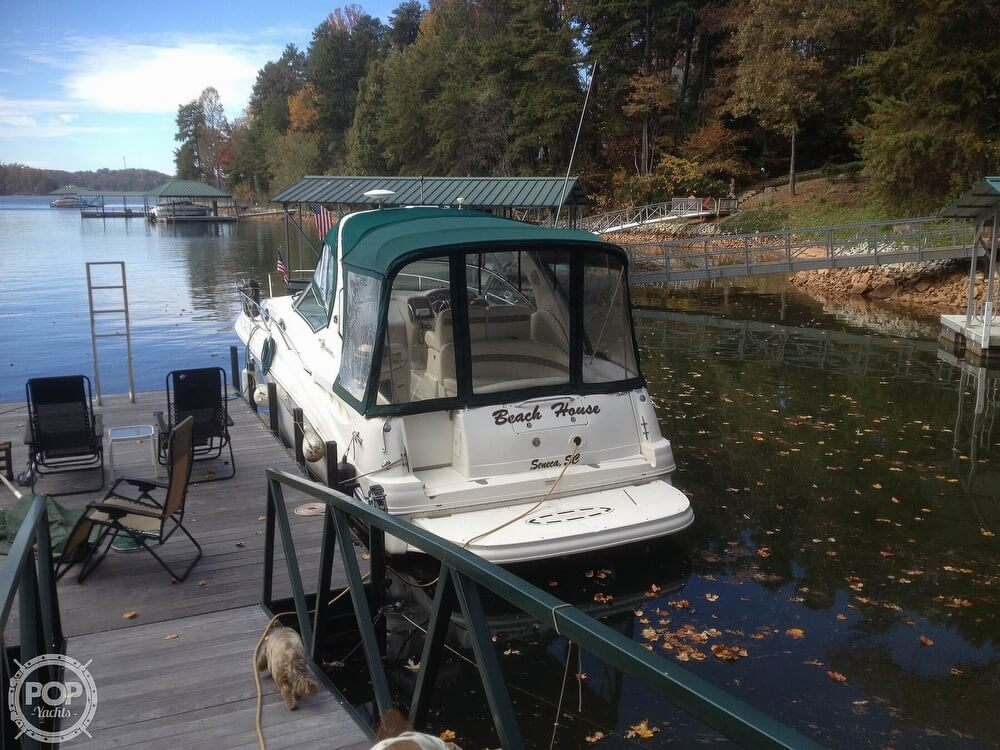 2003 Sea Ray boat for sale, model of the boat is 320 Sundancer & Image # 4 of 32