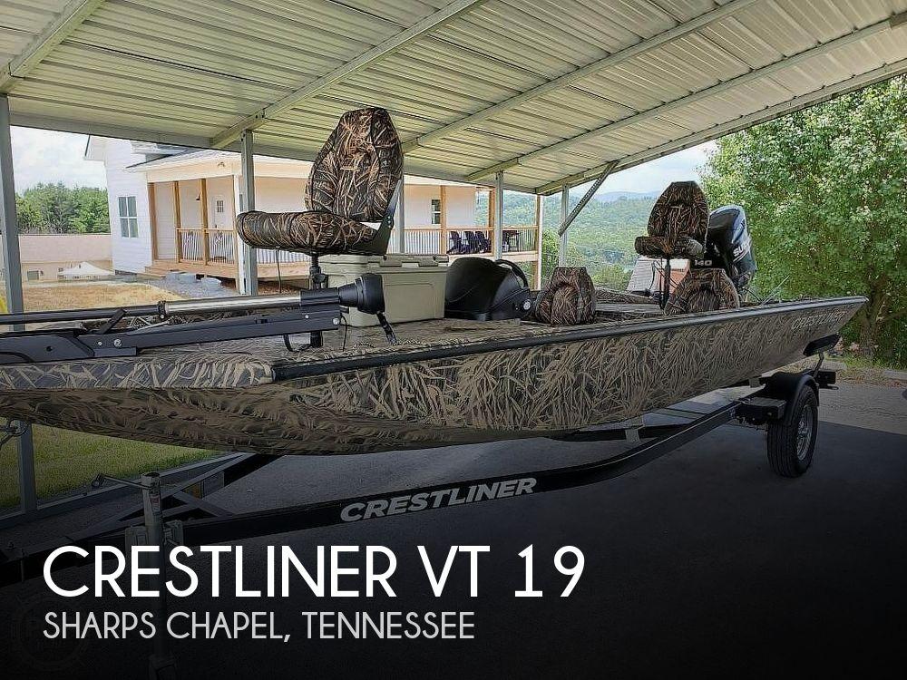 2019 Crestliner 19