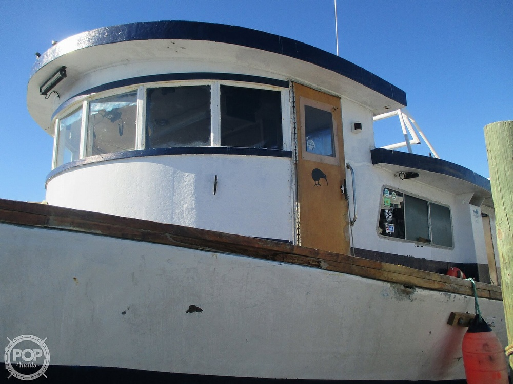 1989 Custom boat for sale, model of the boat is 62 & Image # 3 of 40