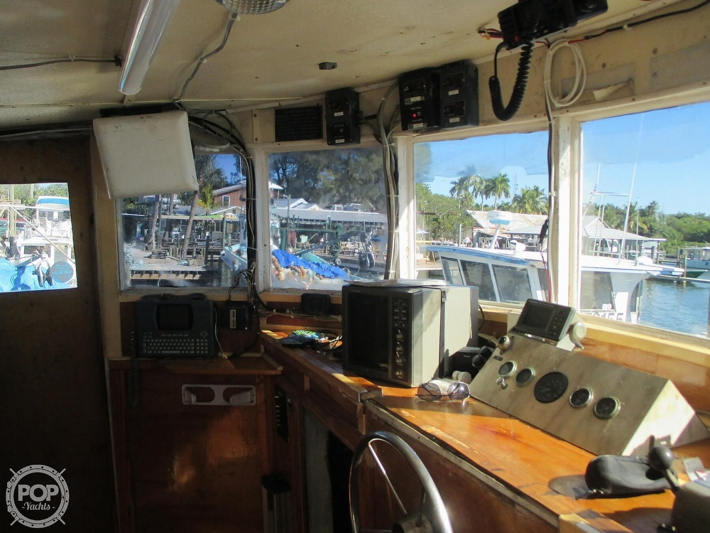 1989 Custom boat for sale, model of the boat is 62 & Image # 15 of 40