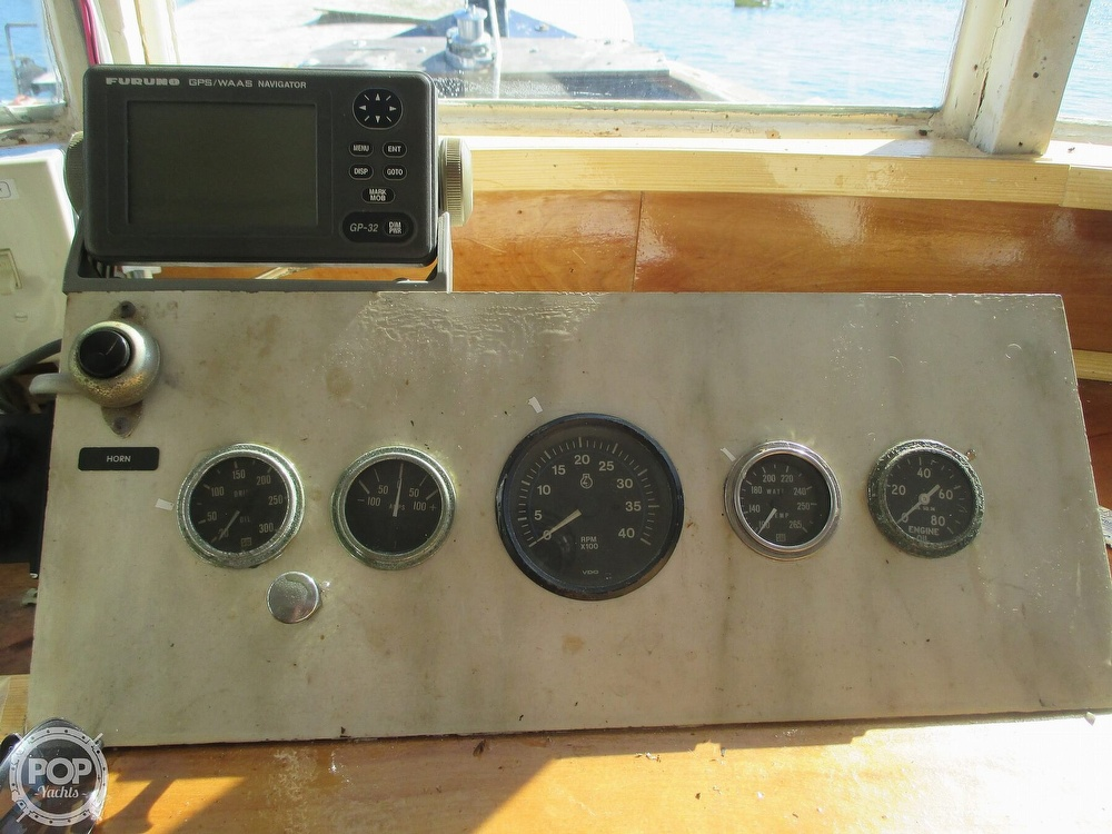 1989 Custom boat for sale, model of the boat is 62 & Image # 18 of 40