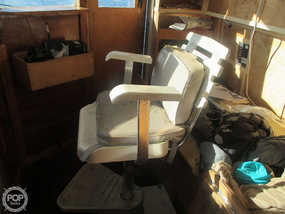 1989 Custom boat for sale, model of the boat is 62 & Image # 33 of 40