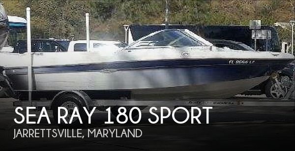 Used Sea Ray 180 Boats For Sale by owner | 2000 Sea Ray 180 Sport