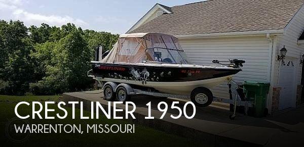 Used Crest Boats For Sale by owner | 2013 Crestliner 1950 SST