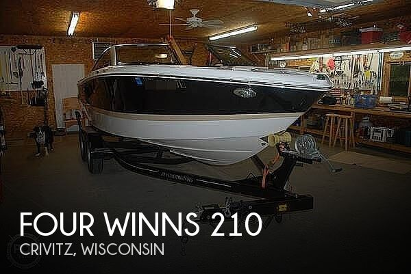 Used Four Winns 21 Boats For Sale by owner | 2015 Four Winns Horizon 210