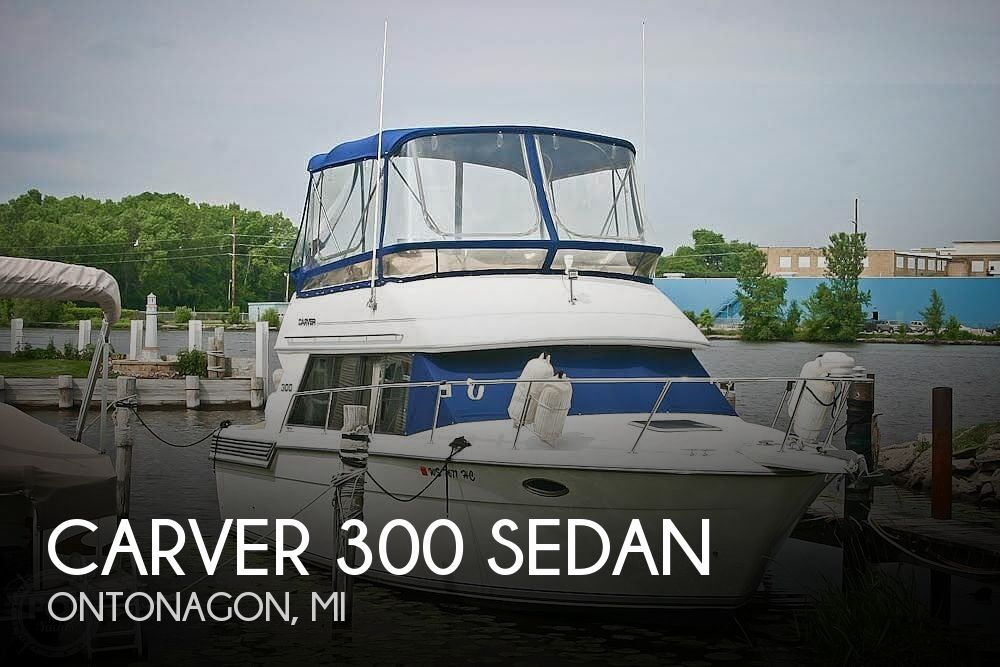 Used Carver 30 Boats For Sale by owner | 1993 Carver 300 Sedan