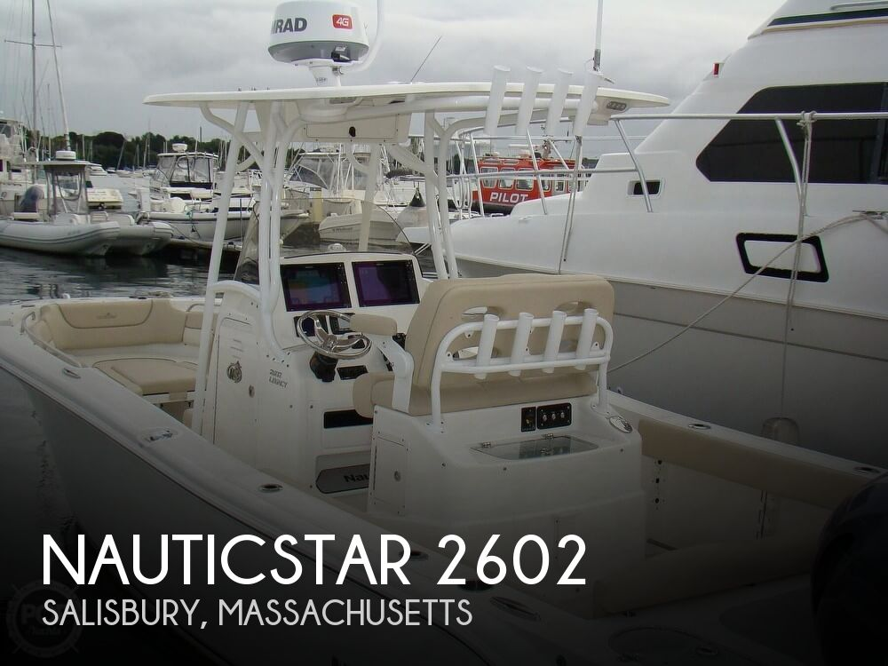 Used Nautic Star 25 Boats For Sale by owner | 2018 Nautic Star 25