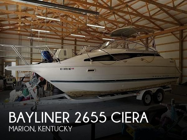 Used Bayliner 28 Boats For Sale in Kentucky by owner | 1996 Bayliner 28
