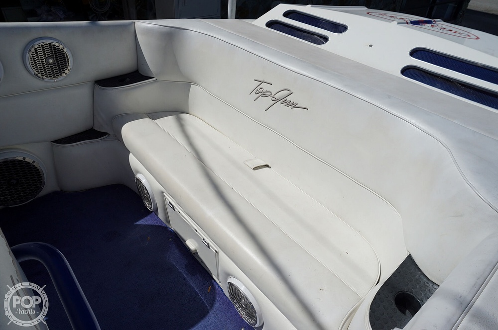 1996 Cigarette boat for sale, model of the boat is Top Gun & Image # 4 of 40