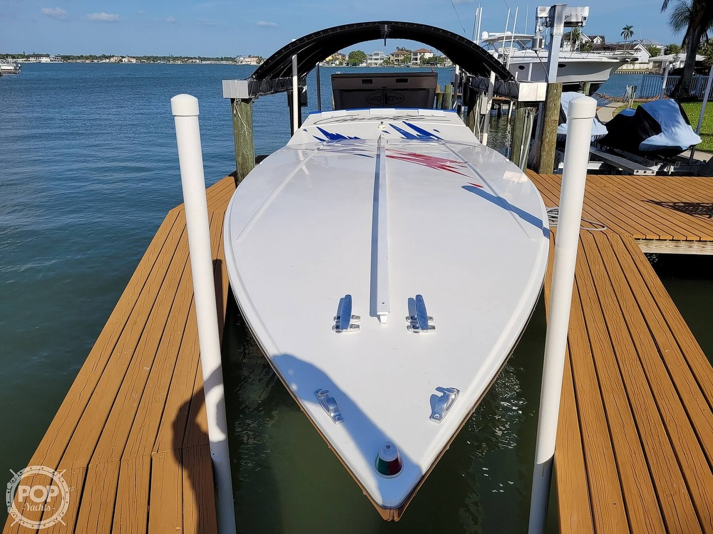1996 Cigarette boat for sale, model of the boat is Top Gun & Image # 8 of 40