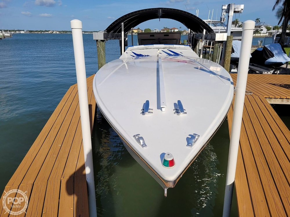 1996 Cigarette boat for sale, model of the boat is Top Gun & Image # 9 of 40