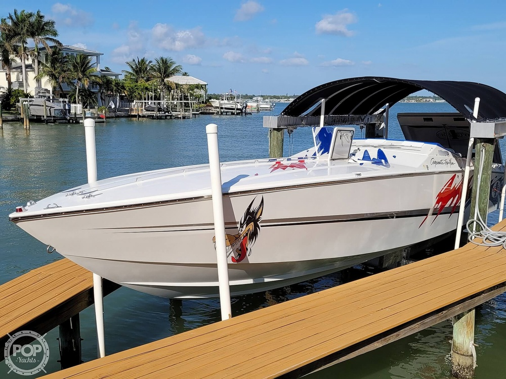 1996 Cigarette boat for sale, model of the boat is Top Gun & Image # 14 of 40
