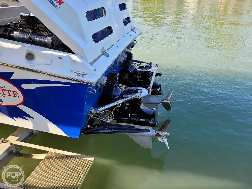 1996 Cigarette boat for sale, model of the boat is Top Gun & Image # 23 of 40