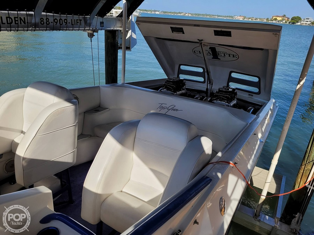 1996 Cigarette boat for sale, model of the boat is Top Gun & Image # 24 of 40