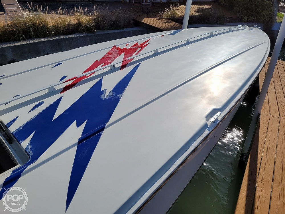 1996 Cigarette boat for sale, model of the boat is Top Gun & Image # 30 of 40
