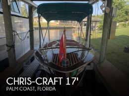 1950 Chris-Craft 17 Super Sport