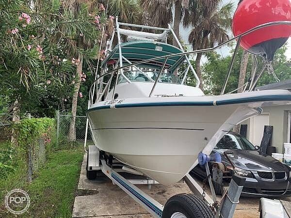1998 Sunbird boat for sale, model of the boat is 230 Neptune & Image # 8 of 40