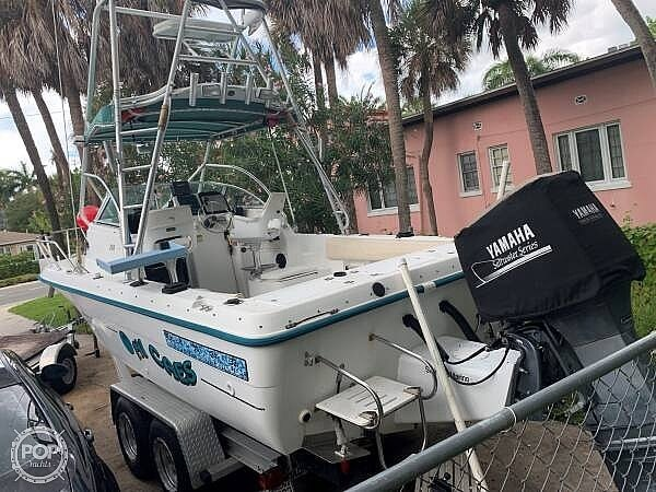 1998 Sunbird boat for sale, model of the boat is 230 Neptune & Image # 10 of 40