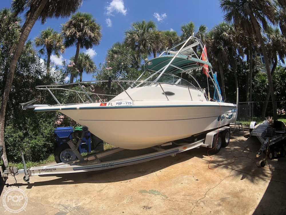 1998 Sunbird boat for sale, model of the boat is 230 Neptune & Image # 3 of 40