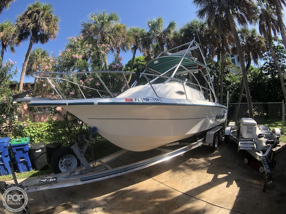 1998 Sunbird boat for sale, model of the boat is 230 Neptune & Image # 13 of 40