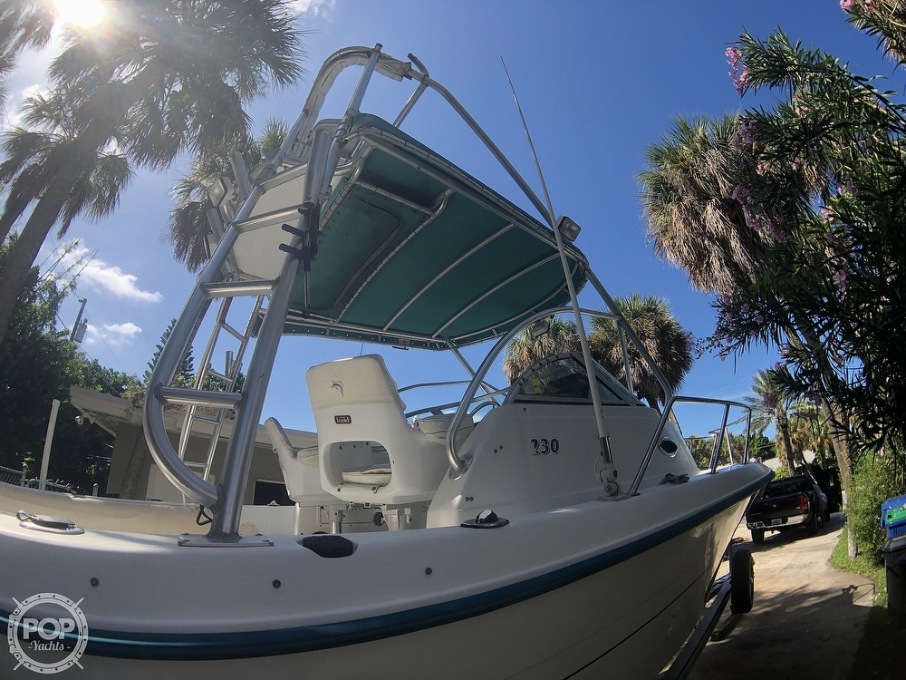 1998 Sunbird boat for sale, model of the boat is 230 Neptune & Image # 33 of 40