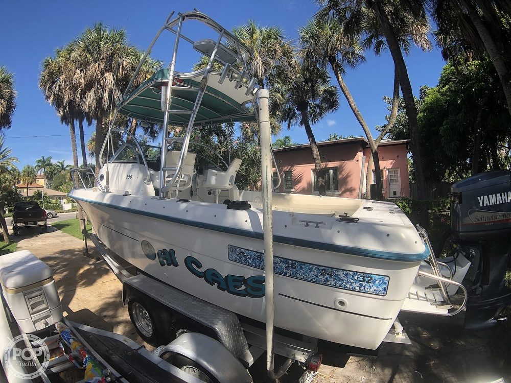 1998 Sunbird boat for sale, model of the boat is 230 Neptune & Image # 40 of 40