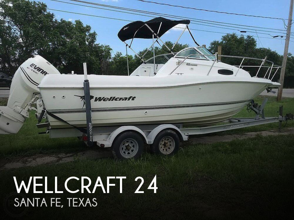 Used Wellcraft 24 Boats For Sale by owner | 2002 Wellcraft 24 Walkaround