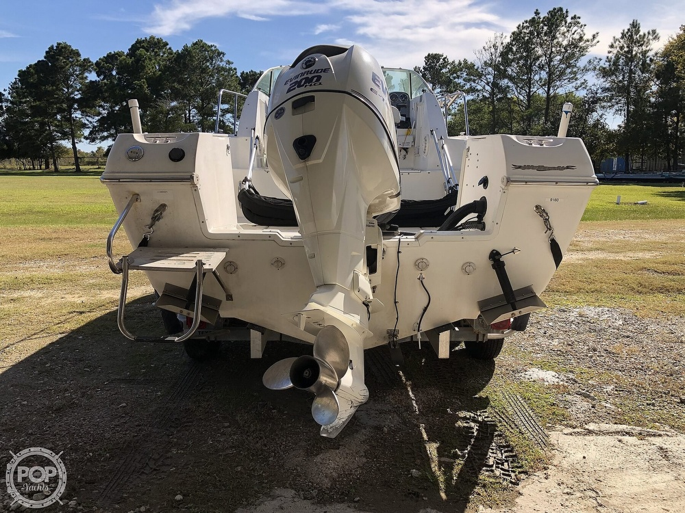 2002 Wellcraft boat for sale, model of the boat is 24 Walkaround & Image # 4 of 40