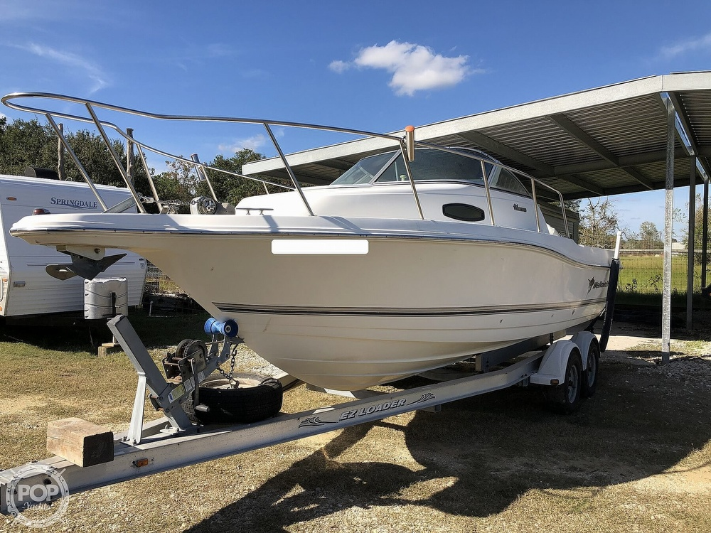 2002 Wellcraft boat for sale, model of the boat is 24 Walkaround & Image # 2 of 40