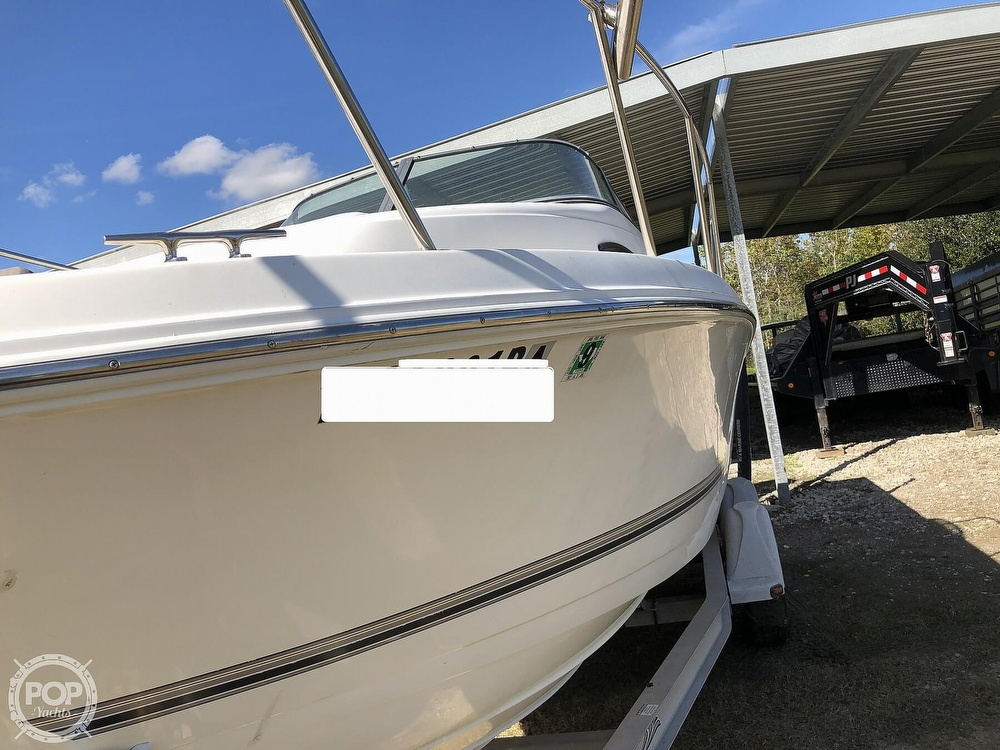 2002 Wellcraft boat for sale, model of the boat is 24 Walkaround & Image # 10 of 40