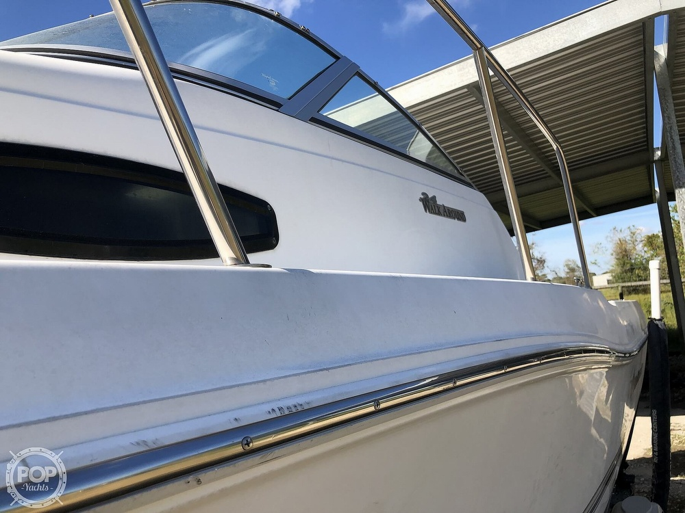 2002 Wellcraft boat for sale, model of the boat is 24 Walkaround & Image # 19 of 40