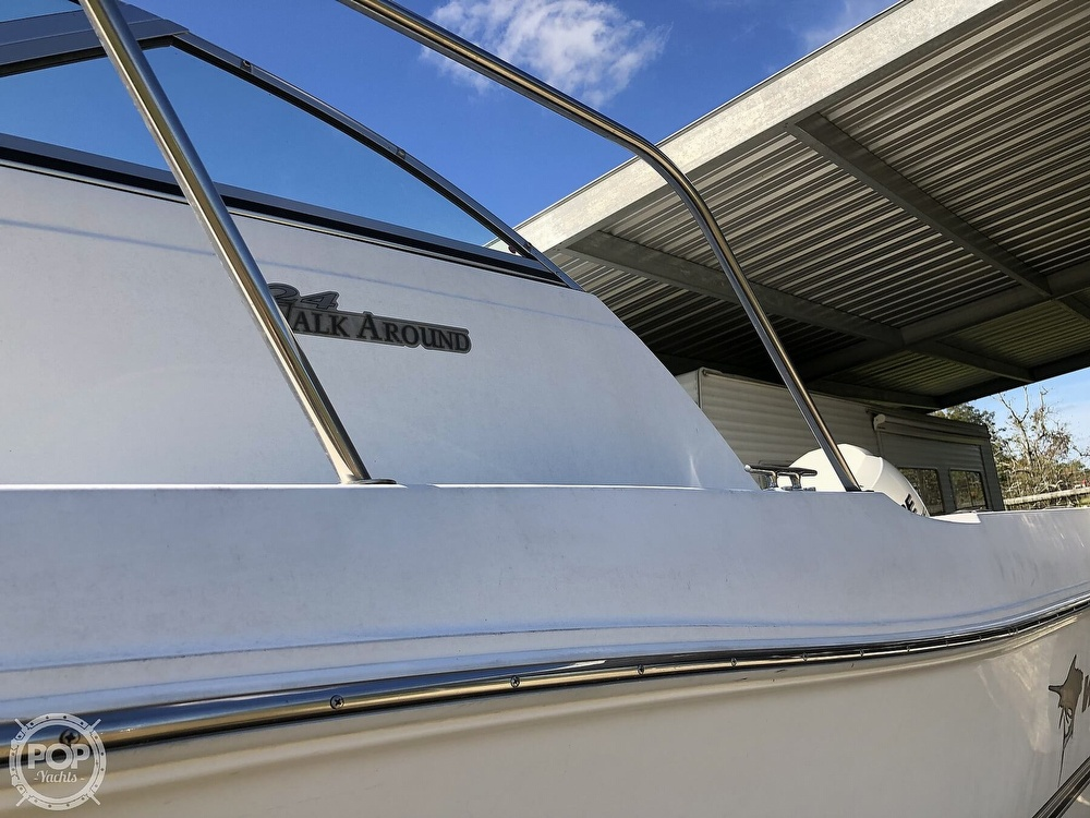 2002 Wellcraft boat for sale, model of the boat is 24 Walkaround & Image # 22 of 40