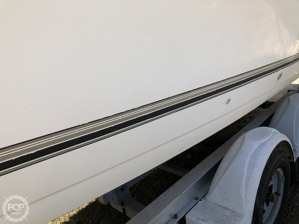 2002 Wellcraft boat for sale, model of the boat is 24 Walkaround & Image # 23 of 40
